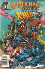 Spider-man Team-up #1 Featuring X-Men December 1995 - Mark Waid and Tom Peyer, Ken Lashley