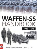 Waffen-SS Handbook, 1933-1945 - Gordon Williamson