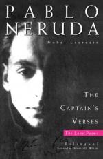 The Captain's Verses (Los versos del capitan) (English and Spanish Edition) - Pablo Neruda, Donald Devenish Walsh