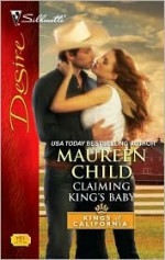 Claiming King's Baby - Maureen Child