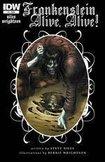Frankenstein: Alive, Alive! #1 - Steve Niles, Bernie Wrightson