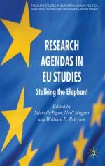 Research Agendas in EU Studies: Stalking the Elephant - William Paterson, Neill Nugent, Michelle Egan