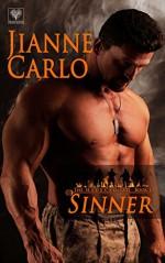 Sinner (The Hades Squad Book 1) - Jianne Carlo