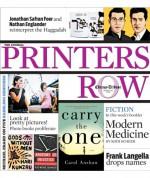 Printers Row Journal, March 18, 2012 - Kodi Scheer, Barbara Brotman, Rick Kogan, Elizabeth Taylor