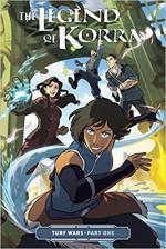 The Legend of Korra: Turf Wars Part One - Michael Dante DiMartino, Irene Koh
