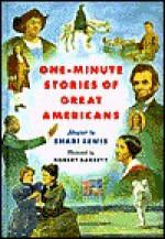 One-Minute Stories of Great Americans - Shari Lewis, Gerry Matthews