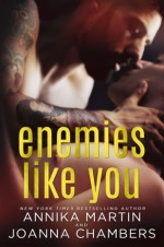 Enemies Like You - Annika Martin, Joanna Chambers