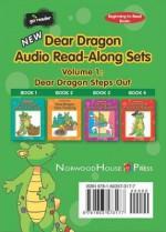 Go Reader- Dear Dragon Steps Out: Volume 1 - Margaret Hillert, David Schimmell