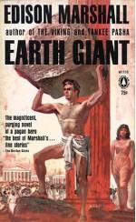 The Earth Giant - Edison Marshall