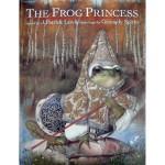 The Frog Princess - J. Patrick Lewis, Gennady Spirin