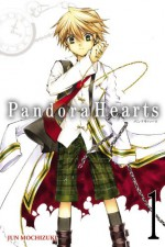 Pandora Hearts, Vol. 01 - Tomo Kimura, Jun Mochizuki