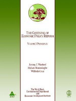 The Greening of Economic Policy Reform: Principles - World Book Inc, Mohan Munasinghe, Wilfredo Cruz