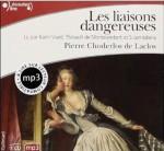 Les Liaisons dangereuses Audiobook PACK [Book + 1 CD MP3] (French Edition) - Choderlos de Laclos