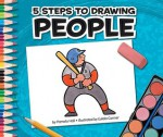 5 steps to drawing people - Pamela Hall