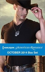 Harlequin American Romance October 2014 Box Set: The Cowboy SEALThe Texan's Surprise SonHis Favorite CowgirlA Rancher's Redemption - Laura Marie Altom, Cathy McDavid, Leigh Duncan, Ann Roth