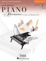 Accelerated Piano Adventures for the Older Beginner, Book 2: Theory Book - Nancy Faber