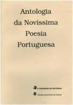 Antologia da Novíssima Poesia Portuguesa - Pedro Mexia