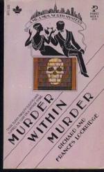 Murder Within Murder - A Mr. & Mrs. North Mystery - Richard Lockridge, Frances Lockridge