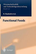 Functional Foods - Ruth F. Chadwick
