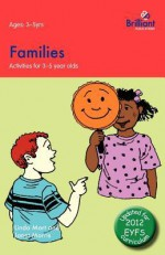 Families: Activities for 3-5 Year Olds - 2nd Edition - Linda Mort, Janet Morris