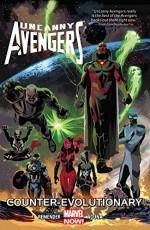 Uncanny Avengers Vol. 1: Counter-Evolutionary (Uncanny Avengers (2015)) - Rick Remender, Daniel Acuna