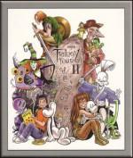 Trilogy Tour II Book - Jeff Smith, Charles Vess, Linda Medley, Mark Crilley, Jill Thompson, Stan Sakai