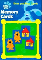 Blue's Clues Memory Cards (Think and Play Cards) - Landoll Inc., Jennifer Twomey Perello