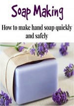 Soap Making: How to Make Hand Soap Quickly and Safely: (Soap Making for beginners - Soap Making Business - Soap) - Kelly Ford, Kate T. Stanford