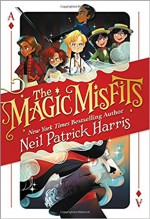 The Magic Misfits - Lissy Marlin, Neil Patrick Harris