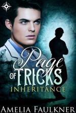 Page of Tricks (Inheritance Book 5) - Amelia Faulkner