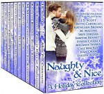 Naughty & Nice: A Holiday Collection - Orson Scott Card, Michael Malone, Evelyn Adams, Ruth Cardello, Kathleen Brooks, Lynda Chance, Jean Oram, Cali MacKay, Melanie Shawn, Sawyer Bennett, Skye Jordan