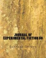 Journal of Experimental Fiction 50 - Eckhard Gerdes