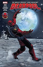 Deadpool (2015-) #30 - Gerry Duggan, Mike Hawthorne