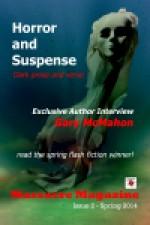 Massacre Magazine: Issue 2 - Julia Kavan