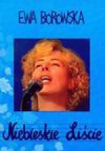 Niebieskie liście - Ewa Borowska