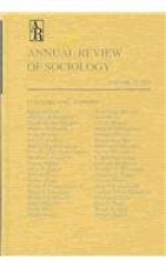 Annual Review of Sociology, Volume 29: 2003 - Karen S. Cook