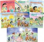 Months of the Year Set - Mari Kesselring, Susan Temple Kesselring