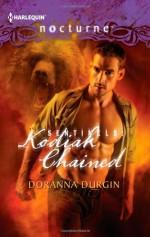 Sentinels: Kodiak Chained - Doranna Durgin