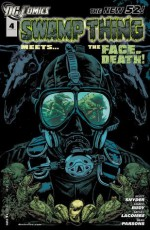Swamp Thing (2011- ) #4 - Scott Snyder, Marco Rudy
