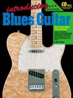 Introducing Blues Guitar Bk/CD: With 'Easy Read' Tab Notation - Brett Duncan