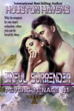 Sinful Surrender - Houston Havens