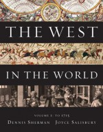 Looseleaf for the West in the World V1 to 1715 - Dennis Sherman