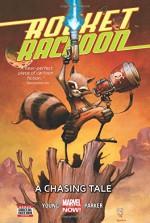 Rocket Raccoon Volume 1: A Chasing Tale - Skottie Young