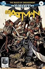 Batman (2016-) #34 - Joëlle Jones, Tom King, Jordie Bellaire