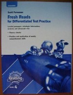 Fresh Reads for Differentiated Test Practice Grade 4 (Reading Street) - Scott Foresman
