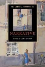 The Cambridge Companion to Narrative - David Herman
