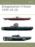 Kriegsmarine U-boats 1939-45 (2) - Gordon Williamson, Ian Palmer