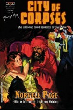 City of Corpses: The Weird Mysteries of Ken Carter - Norvell W. Page, Robert E. Weinberg, Walter M. Baumhofer