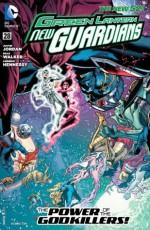 Green Lantern: New Guardians (2011- ) #28 - Justin Jordan, Brad Walker