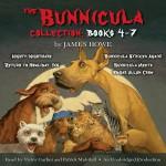 The Bunnicula Collection: Books 4-7: Nighty-Nightmare; Return to the Howliday Inn; Bunnicula Strikes Again!; Bunnicula Meets Edgar Allan Crow - James Howe, Victor Garber, Patrick Mulvihill, Listening Library